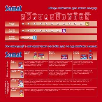 Гель для мытья посуды в посудомоечной машине Somat Gold Анти-Жир 540 мл (9000101344684)