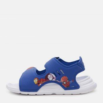 Сандалии Adidas Swim Sandal C FY8938 Royblu-Ftwwht-Vivred