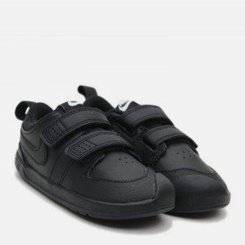 Кеды кожаные Nike Pico 5 (Tdv) AR4162-001 Черные
