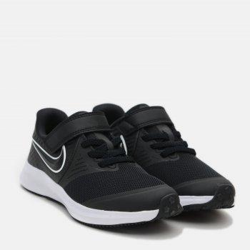 Кроссовки Nike Star Runner 2 (Psv) AT1801-001 Черные