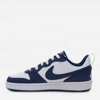 Кеды кожаные Nike Court Borough Low 2 (Gs) BQ5448-107