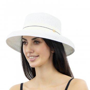 Шляпа SumWin YM0109-01 (55-57 см) Белая