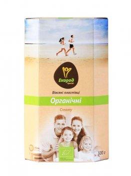 Пластівці вівсяні органічні Creamy ЕКОРОД 300г