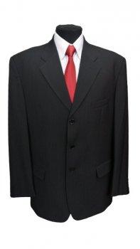 Чоловічий костюм West-Fashion 3032 смужка 182