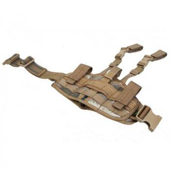 Универсальная набедренная кобура Shark Gear Flat Universal Holster 60001330 AT FG (копія Атакс ФГ)