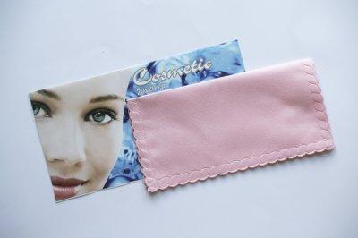 Серветка Miracle Косметика 20х20см рожева