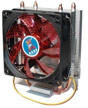 Кулер для процессора Cooling Baby R90 RED LED
