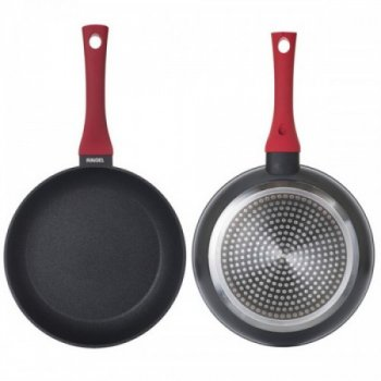 Сковорода глубокая Ringel Chili 24 см без крышки 1101-24 RG