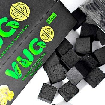 Уголь ореховый VUGO (Вуго) 1.1 кг