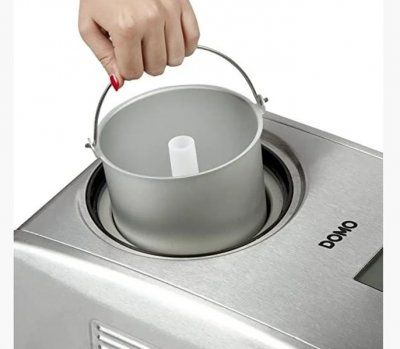 Морожениця автоматична DOMO DO 90661