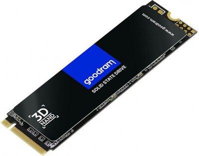 Накопичувач SSD Goodram PX500 256GB M. 2 2280 PCIe 3.0 x4 NVMe 3D NAND TLC (SSDPR-PX500-256-80)