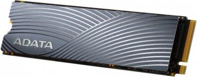 Накопичувач SSD ADATA Swordfish 1TB M.2 2280 PCIe Gen3x4 3D NAND TLC (ASWORDFISH-1T-C)