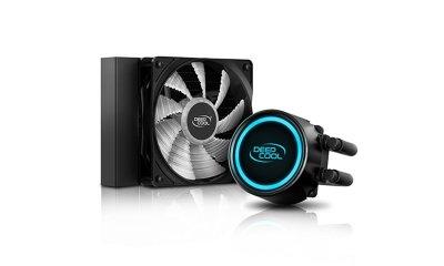 Система рідинного охолодження DeepCool GAMMAXX L120 T BLUE
