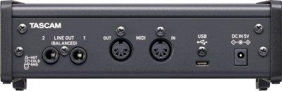 Аудіоінтерфейс Tascam US-2x2HR