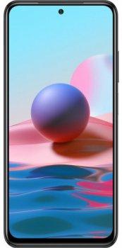 Мобильный телефон Xiaomi Redmi Note 10 4/128GB Onyx Gray (765951)