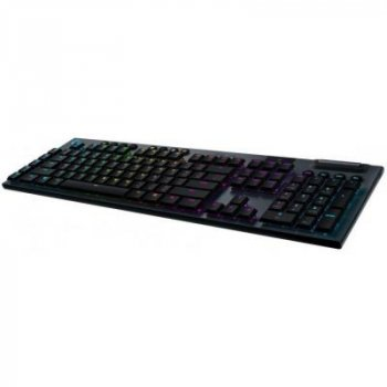 Клавиатура Logitech G915 Lightpeed Wireless RGB Mechanical GL Tactile (920-008909)