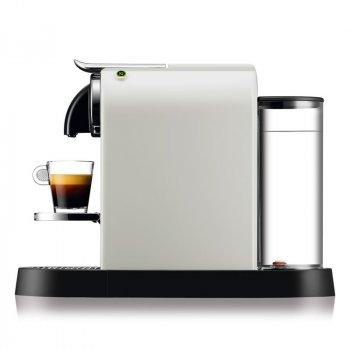 Капсульная кофемашина Nespresso CITIZ white + дегустационный набор