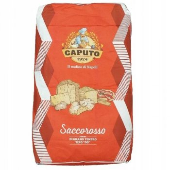 Мука CAPUTO Antico Molino, КРАСНОЕ, твердых сортов, 25 кг