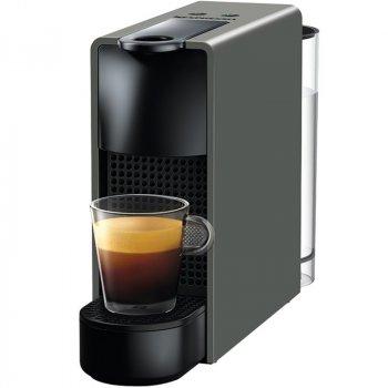 Капсульная кофемашина Nespresso Essenza Mini C30 GREY