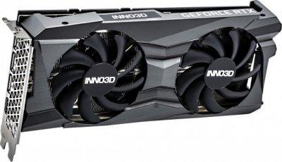 Нова Відеокарта INNO3D GeForce RTX 3060 Twin X2 OC 12GB GDDR6