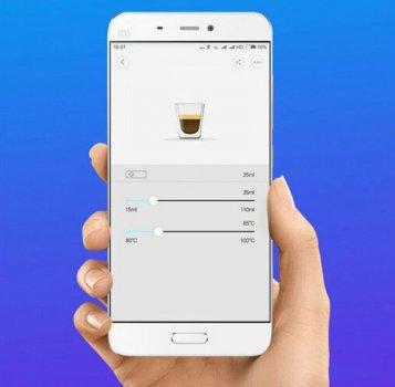 Кофеварка Scishare Smart Coffee Machine S1102 White by Xiaomi