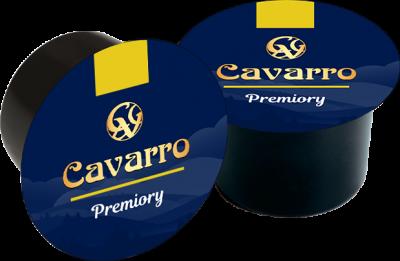 Упаковка порционного кофе Cavarro Premiory 9 г х 100 шт (4820235750107)