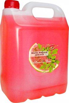 Жидкое мыло Вкусные секреты Арбуз 5 л (4820074622245)