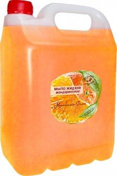 Жидкое мыло Вкусные секреты Мандарин 5 л (4820074622306)
