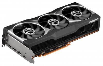 Sapphire PCI-Ex Radeon RX 6800 XT 16G 16GB GDDR6 (256bit) (2015/16000) (HDMI, 2 x DisplayPort, USB Type-C) (21304-01-20G)
