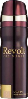 Дезодорант для женщин Vurv Revolt 200 мл (6291106065756)