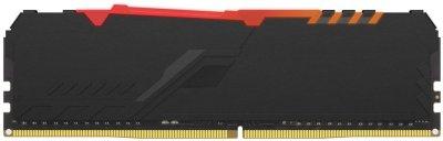 Оперативна пам'ять HyperX DDR4-3466 16384 MB PC4-27728 Fury RGB (HX434C17FB4A/16)