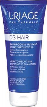 Кераторегулирующий шампунь Uriage DS Hair Kerato-Reducing Treatment Shampoo против перхоти 150 мл (3661434007422)
