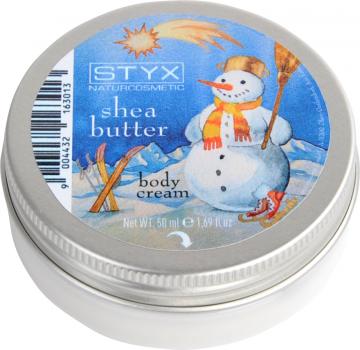 Крем для тела Styx Naturcosmetic Ши Рождественская серия 50 мл (9004432163013)