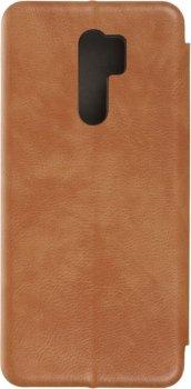 Чехол-книжка BeCover Exclusive New Style для Xiaomi Redmi 9 Brown (BC_705279)