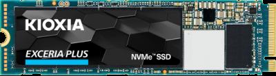 KIOXIA EXCERIA Plus 500GB NVMe M.2 2280 PCIe 3.0 x4 TLC (LRD10Z500GG8)