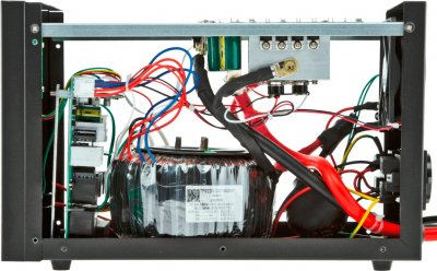 Комплект резервного живлення для котла та теплої підлоги LogicPower B800 + гелева батарея 1400 ватів (LP9829)