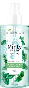 Дымка-антиперспирант для ног Bielenda Minty Fresh Foot Care 150 мл (5902169038250)