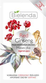 Маска Bielenda Red Ginseng Против морщин 8 г (5902169038205)