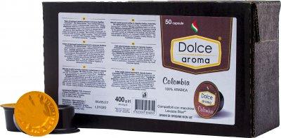 Капсула Dolce Aroma Colombia для системы Lavazza Blue 8 г х 50 шт (4820093484855)