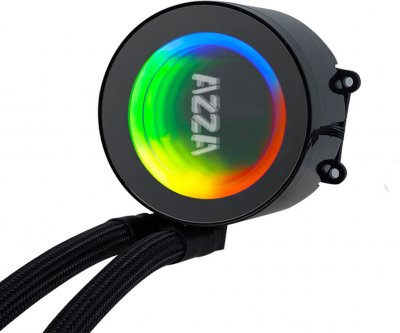 Система рідинного охолодження AZZA Blizzard 360 (LCAZ-360R-ARGB)