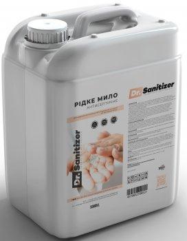 Антисептическое жидкое мыло Dr. Sanitizer 5 л (4579652789531)