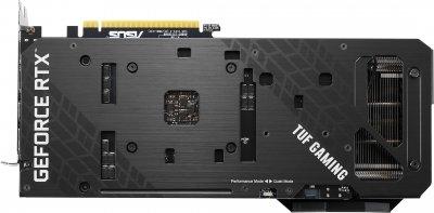 Asus PCI-Ex GeForce RTX 3060 Ti TUF Gaming 8GB GDDR6 (256bit) (1695/14000) (2 x HDMI, 3 x DisplayPort) (TUF-RTX3060TI-8G-GAMING)