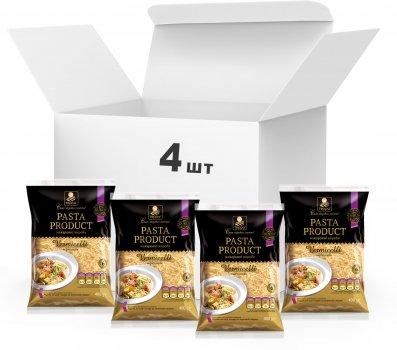 Набір макаронних виробів Терра №6 1.6 кг Вермішель (4820015738691)