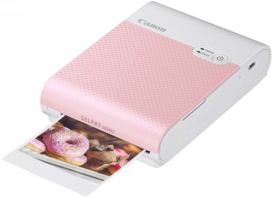 Canon Selphy Square QX10 Pink (4109C009AA)