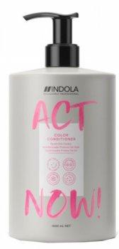 Кондиционер Защита цвета Indola Act Now Color 1000 мл (4045787578607)