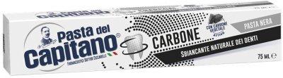 Зубная паста Pasta del Capitano Charcoal С углем 75 мл (8002140032202)