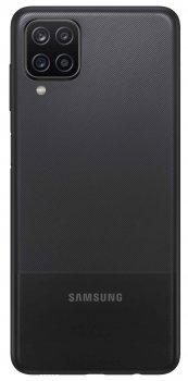 Мобільний телефон Samsung Galaxy A12 3/32 GB Black (SM-A125FZKUSEK)