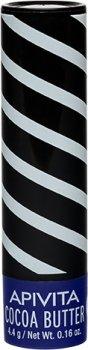 Бальзам для губ Apivita с маслом какао SPF 20 4.4 г (5201279073596)