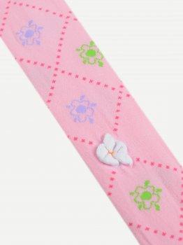 Колготки De Melatti 2029 122-128 см Розовые (2400000150459)