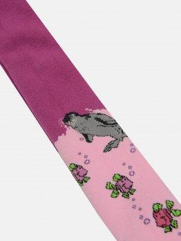 Колготки De Melatti 2023 74-80 см Бузкові з рожевим (2400000153139)